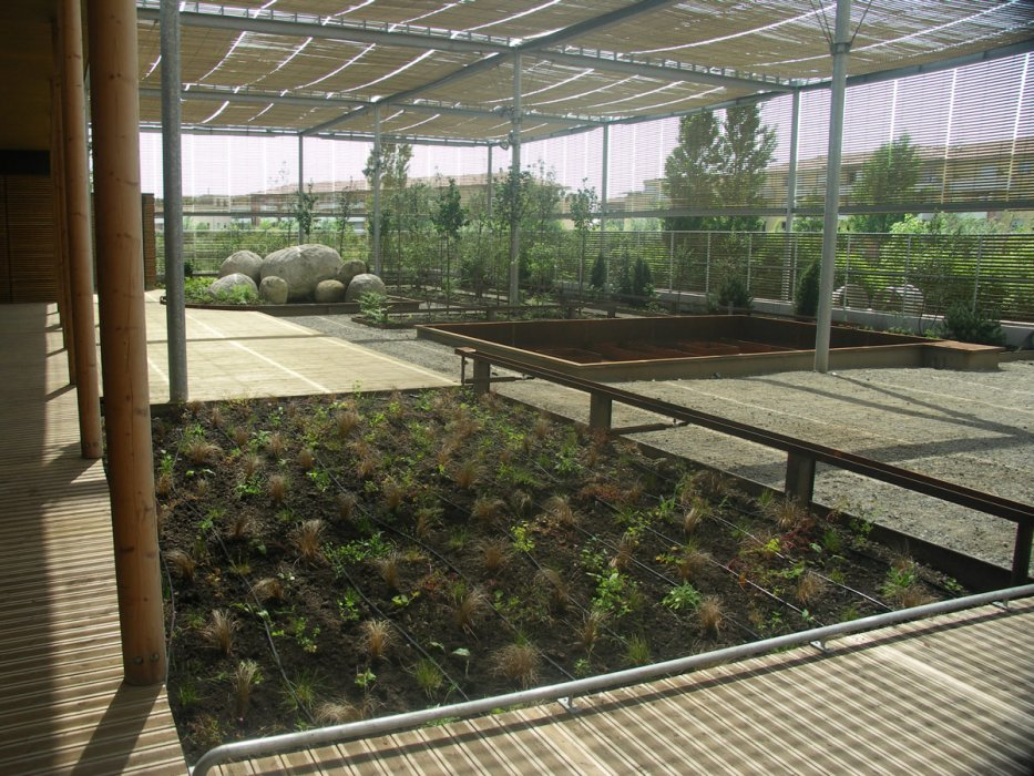 Jardin botanique de la maourine les jardiniers du s gala for Jardins de jardiniers